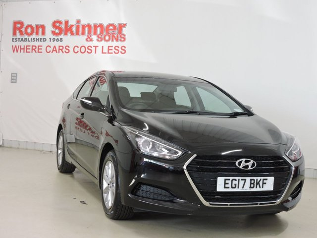 View our 2017 17 HYUNDAI I40 1.7 CRDI S BLUE DRIVE 4d 139 BHP