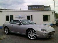 2005 JAGUAR XK8 4.2 COUPE 2d AUTO 292 BHP £11850.00