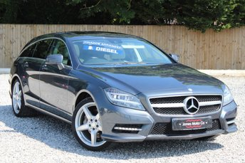 View our MERCEDES-BENZ CLS 350