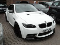 USED 2012 62 BMW M3 4.0 M3 2d AUTO 415 BHP ANY PART EXCHANGE WELCOME, COUNTRY WIDE DELIVERY ARRANGED, HUGE SPEC
