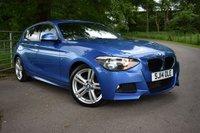 2014 BMW 1 SERIES 1.6 116I M SPORT 5d 135 BHP £11495.00