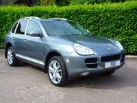 USED 2006 06 PORSCHE CAYENNE 3.2 V6 TIPTRONIC 5d 250 BHP