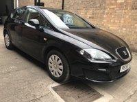 2009 SEAT LEON 1.9 ECOMOTIVE TDI S 5d 103 BHP £4300.00