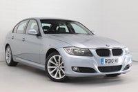 2010 BMW 3 SERIES 2.0 320D SE BUSINESS EDITION 4d AUTO 175 BHP £6991.00