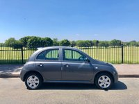 2006 NISSAN MICRA 1.2 ACTIV LIMITED EDITION 5d 80 BHP £2595.00