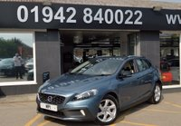 2014 VOLVO V40 1.6 D2 CROSS COUNTRY LUX 5d AUTO 113 BHP £10695.00