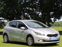 2014 KIA CEED 1.4 1 5d 98 BHP £4999.00