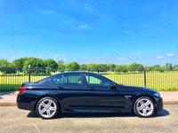 2015 BMW 5 SERIES 2.0 520D M SPORT 4d AUTO 188 BHP £17495.00