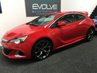 2013 VAUXHALL ASTRA 2.0 VXR 3d 276 BHP £SOLD