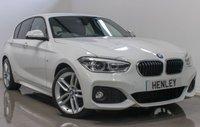 USED 2015 15 BMW 1 SERIES 2.0 118D M SPORT 5d 147 BHP