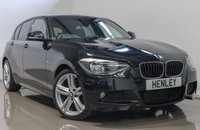2015 BMW 1 SERIES 2.0 116D M SPORT 5d 114 BHP £12290.00