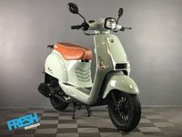 USED 2018 NECO LOLA 50 Iced Blue Scooter Brand New * 0% Deposit Finance Available