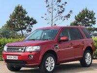 2014 LAND ROVER FREELANDER 2.2 SD4 SE 5d AUTO 190 BHP £14995.00