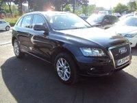2009 AUDI Q5 2.0 TDI QUATTRO SE 5d 168BHP £7990.00
