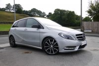 USED 2014 63 MERCEDES-BENZ B CLASS 1.8 B180 CDI BLUEEFFICIENCY SPORT 5d AUTO 109 BHP LOTS OF EXTRAS NIGHT PACK +