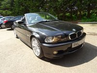 USED 2003 52 BMW 3 SERIES 3.0 330CI SPORT 2d AUTO 228 BHP 7 SERVICE STAMPS COMPLETED AT 14,076 / 29,574 / 46,581 / 62,293 / 81,805 / 89,295 & 101,517 MILES.  MOT dated til July 2018 Also comes with V5 doc and x3keys (not gauranteed)