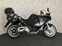 USED 2011 61 BMW F800ST F800ST F 800 ST ABS MODEL FULL LUGGAGE LOW MILES 2011 61