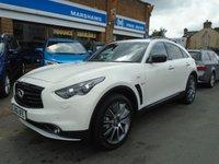 2016 INFINITI QX70 3.0 S D 5d AUTO 235 BHP £20994.00