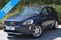 2014 VOLVO XC60 2.0 D4 SE LUX NAV 5d 178 BHP £14990.00