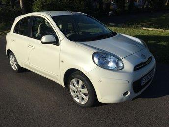 2012 NISSAN MICRA 1.2 DIG-S SHIRO 5d AUTO 97 BHP £6650.00