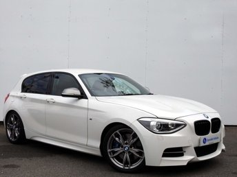 2014 BMW 1 SERIES 3.0 M135I 5d AUTO 316 BHP £SOLD