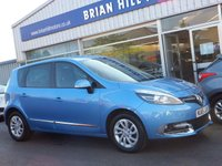 USED 2015 65 RENAULT SCENIC 1.5 DCi DYNAMIQUE NAV 5dr