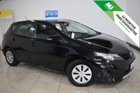 USED 2014 64 TOYOTA AURIS 1.4 ACTIVE D-4D 5d 89 BHP