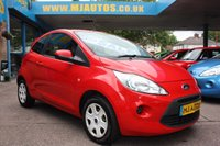 2013 FORD KA 1.2 EDGE 3dr 69 BHP £3995.00