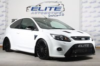 USED 2009 59 FORD FOCUS 2.5 RS 3d 300 BHP LUX 1&2/ DYNAMICA/ FSH/ ONLY 9000MILES! / BLUEFIN RE-MAP / H&R SPRINGS / AIRTEC INTERCOOLER / MILLTEK DECAT