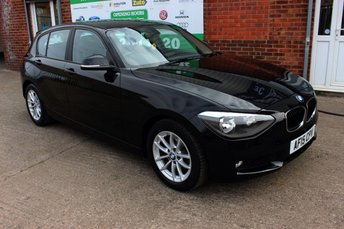 2015 BMW 1 SERIES 1.6 116D EFFICIENTDYNAMICS BUSINESS 5d 114 BHP £10000.00