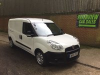 2015 FIAT DOBLO 1.6 16V MULTIJET 1d 105 BHP  LONG WHEEL BASE,