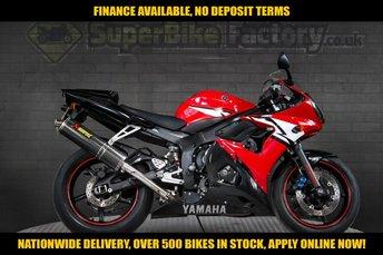 2004 YAMAHA R6 600CC  YZF  £2891.00