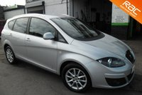 USED 2013 13 SEAT ALTEA XL 1.6 TDI CR SE COPA DSG 5d AUTO 105 BHP VIEW AND RESERVE ONLINE OR CALL 01527-853940 FOR MORE INFO.
