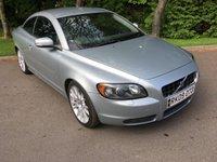 2009 VOLVO C70 2.0 D SE 2d AUTO 136 BHP £6995.00