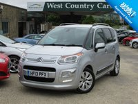 USED 2013 13 CITROEN C3 PICASSO 1.6 PICASSO EXCLUSIVE HDI 5d 115 BHP Practical And Only 2 Owners From New