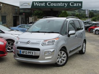 2013 CITROEN C3 PICASSO 1.6 PICASSO EXCLUSIVE HDI 5d 115 BHP £5800.00