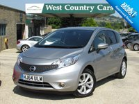USED 2014 64 NISSAN NOTE 1.2 TEKNA DIG-S 5d AUTO 98 BHP Massive Specification With Low Running Costs