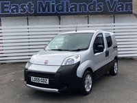 2009 FIAT FIORINO 1.2 16V MULTIJET COMBI 5d 75 BHP £3000.00