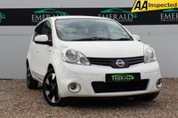 USED 2013 62 NISSAN NOTE 1.5 N-TEC PLUS DCI 5d 89 BHP £0 DEPOSIT FINANCE AVAILABLE, AIR CONDITIONING, AUX/CD/RADIO, BLUETOOTH CONNECTIVITY, CLIMATE CONTROL, CRUISE CONTROL, PARKING SENSORS, SATELLITE NAVIGATION, STEERING WHEEL CONTROLS
