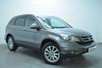 2010 HONDA CR-V 2.2 I-DTEC ES 5d 148 BHP £6795.00