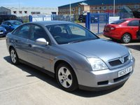 USED 2005 55 VAUXHALL VECTRA 1.8 CLUB 16V 5d 121 BHP