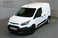 USED 2014 64 FORD TRANSIT CONNECT 1.6 200 94 BHP L1 H1 SWB LOW ROOF ONE OWNER FROM NEW, SERVICE HISTORY