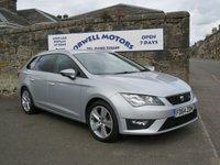 2014 SEAT LEON 2.0 TDI FR 5d 150 BHP £9500.00