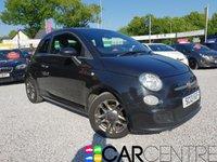2013 FIAT 500 1.2 S 3d 69 BHP £4795.00
