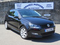 USED 2012 12 VOLKSWAGEN POLO 1.2 MATCH TDI 5d 74 BHP