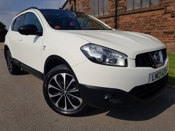 2013 NISSAN QASHQAI 1.5 DCI 360 5d 110 BHP *** ONLY £30 ROAD TAX *** £9495.00