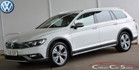 USED 2016 16 VOLKSWAGEN PASSAT 2.0TDi ALLTRACK 4-MOTION DSG AUTO ESTATE 188 BHP Finance? No deposit required and decision in minutes.
