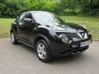 USED 2015 65 NISSAN JUKE 1.6 VISIA 5d 94 BHP BUY NOW PAY IN SEPTEMBER!