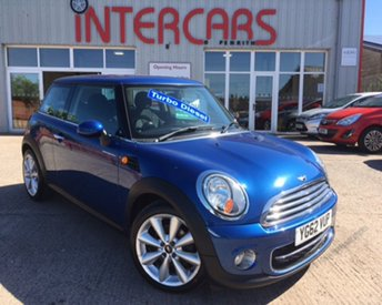 2012 MINI HATCH COOPER 1.6 COOPER D 3d 112 BHP £5995.00