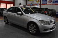 2009 MERCEDES-BENZ C CLASS 1.6 C180 KOMPRESSOR BLUEEFFICIENCY SE 4d AUTO 156 BHP £5985.00